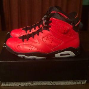 Air Jordan 6 Retro Infrared 23 Toro